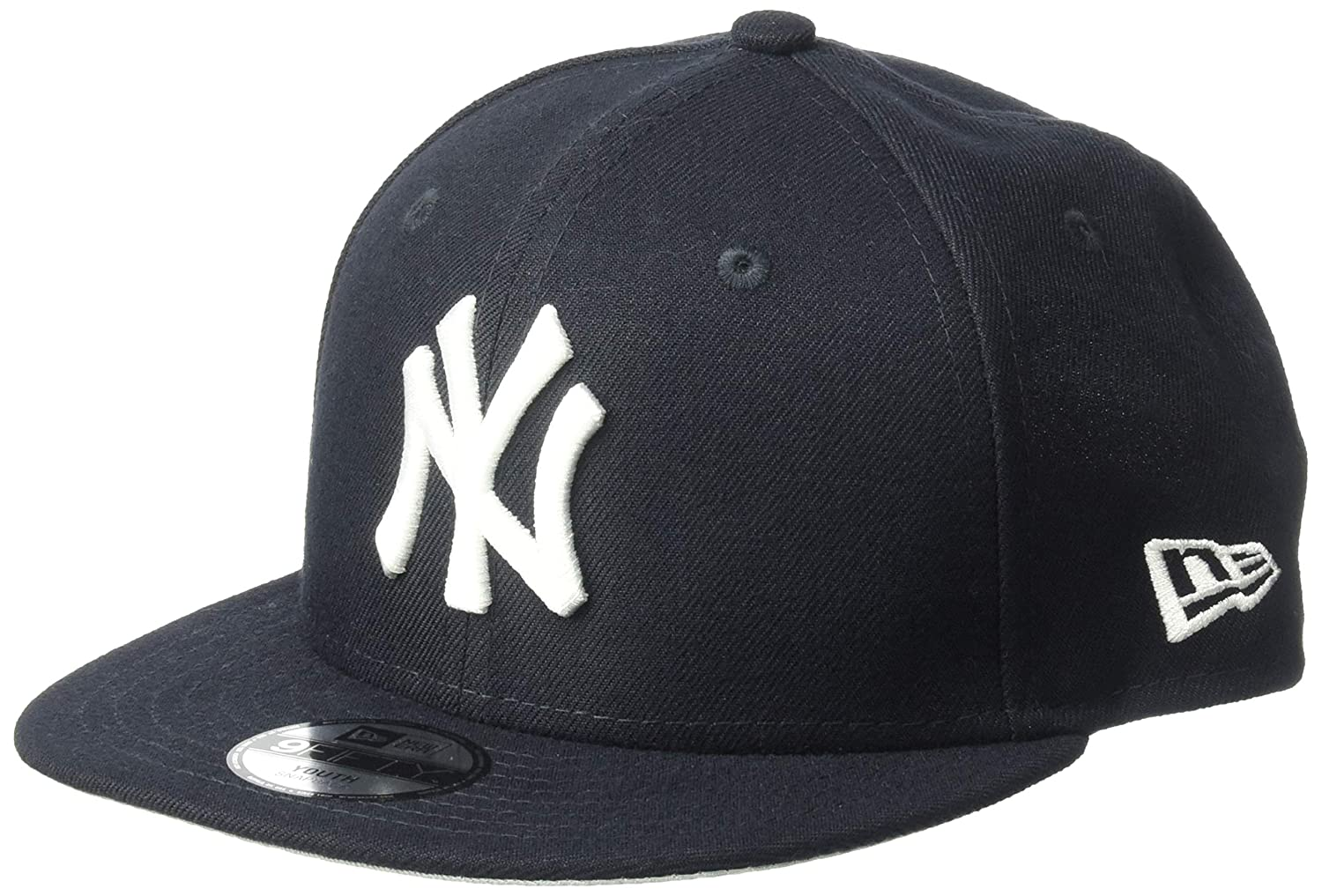 new concept 018c0 dbad3 Amazon.com   MLB New York Yankees Original Snapback 9Fifty Cap-Navy-OSFA    Sports   Outdoors