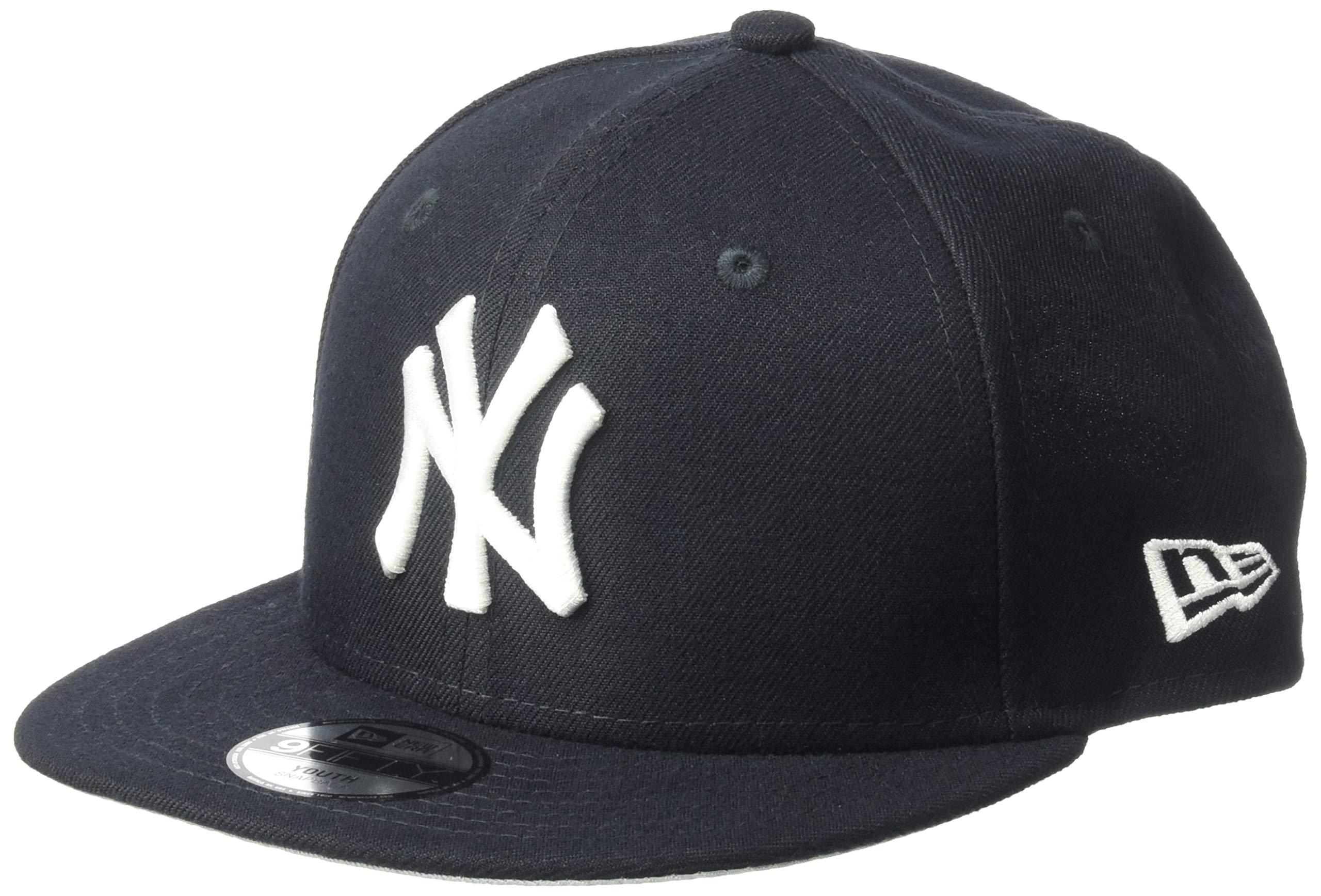 MLB New York Yankees Original Snapback 9Fifty Cap-Navy-OSFA
