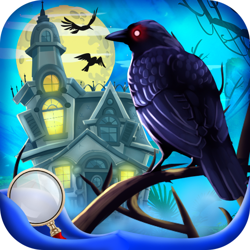 Hidden Object Mystery: Ghostly Manor -