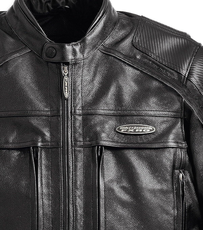 Harley-Davidson fxrg® Chaqueta de Piel 98040 - 12 VM Hombre ...
