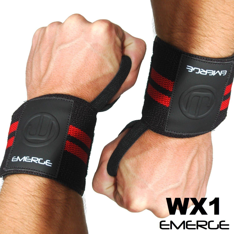 Emerge Fitness Wrist Wraps