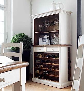 Küchenschrank weiß landhausstil  Buffet, Buffetschrank, Landhaus, Anrichte, Esszimmerschrank ...