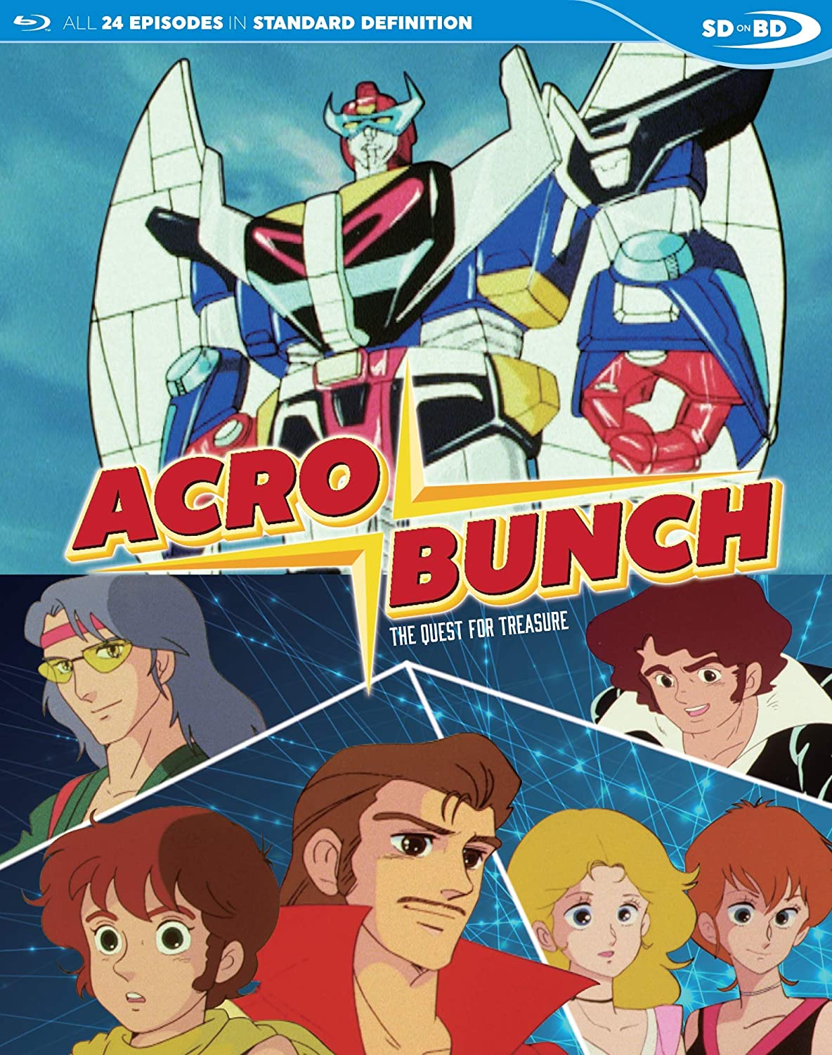 Acrobunch Blu-ray (Sub Only)