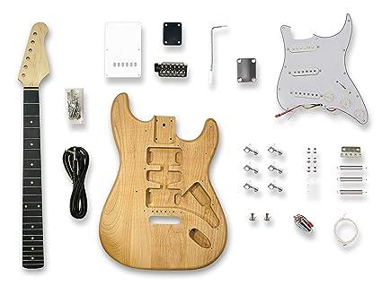 Guitarra Eléctrica Partes Unfinished