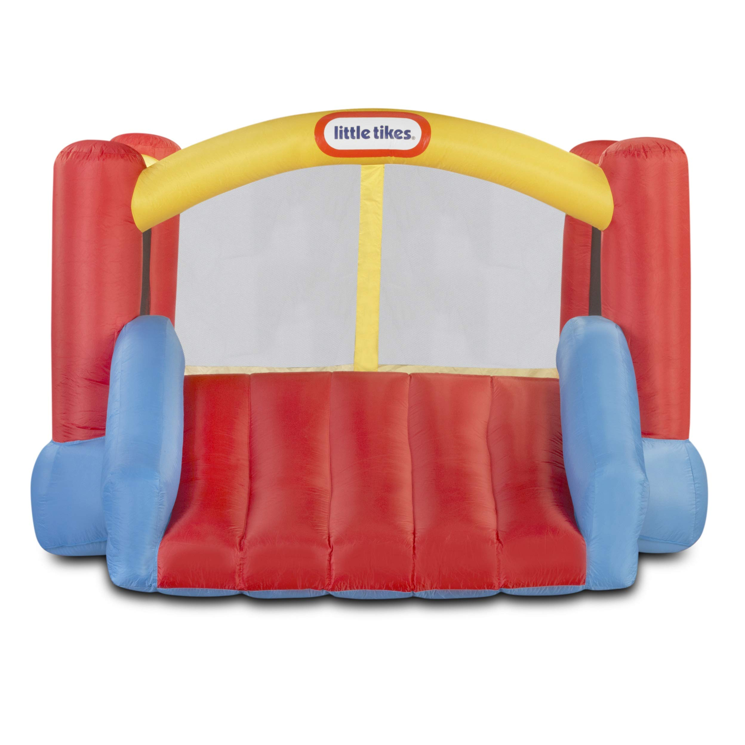 Little Tikes Inflatable Jump 'n Slide Bounce House w/heavy duty blower by Little Tikes (Image #6)