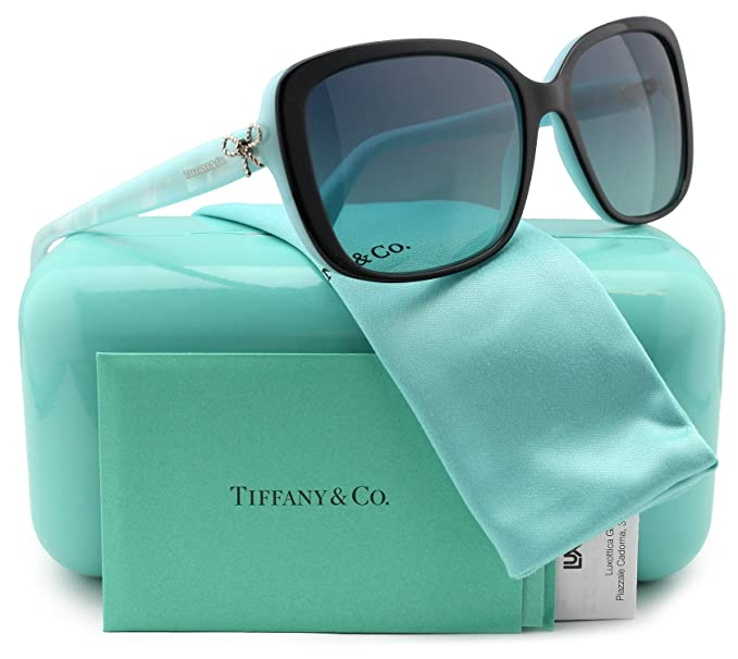 64a1d01b91f Image Unavailable. Image not available for. Colour  Tiffany   Co. TF4092  Sunglasses ...