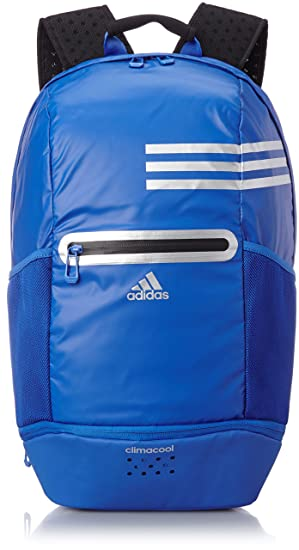 bfd219bdac adidas - Bags - Climacool Backpack Medium - Blue - 1 Size  Amazon.co ...