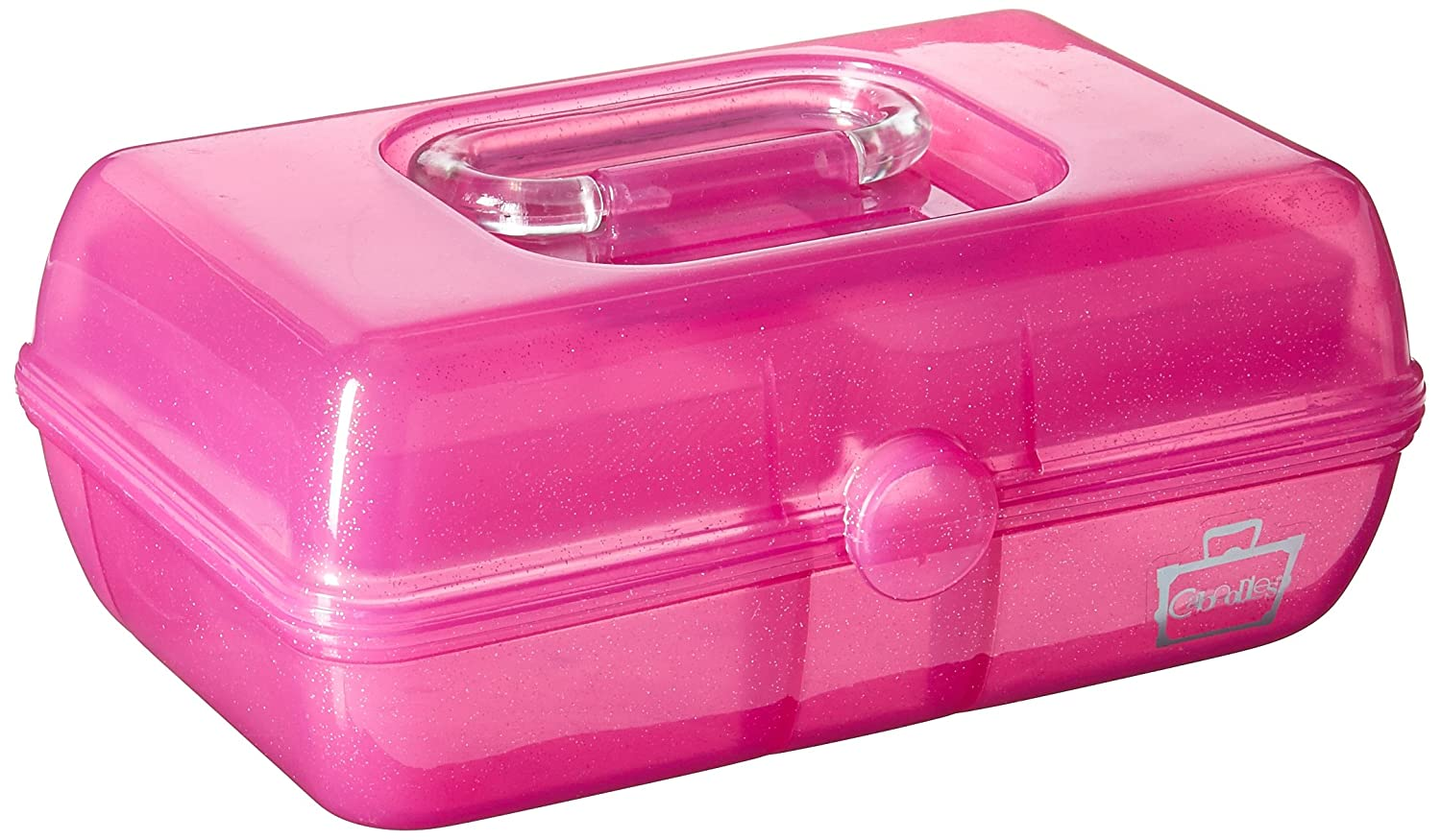 Amazon.com: Caboodles Pretty en Petite, color fucsia: Beauty