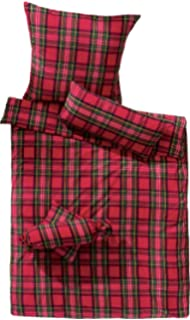 Lexington Flannel Ho 17 Set Bettdecke Und 2 Kissenbezüge Flanell