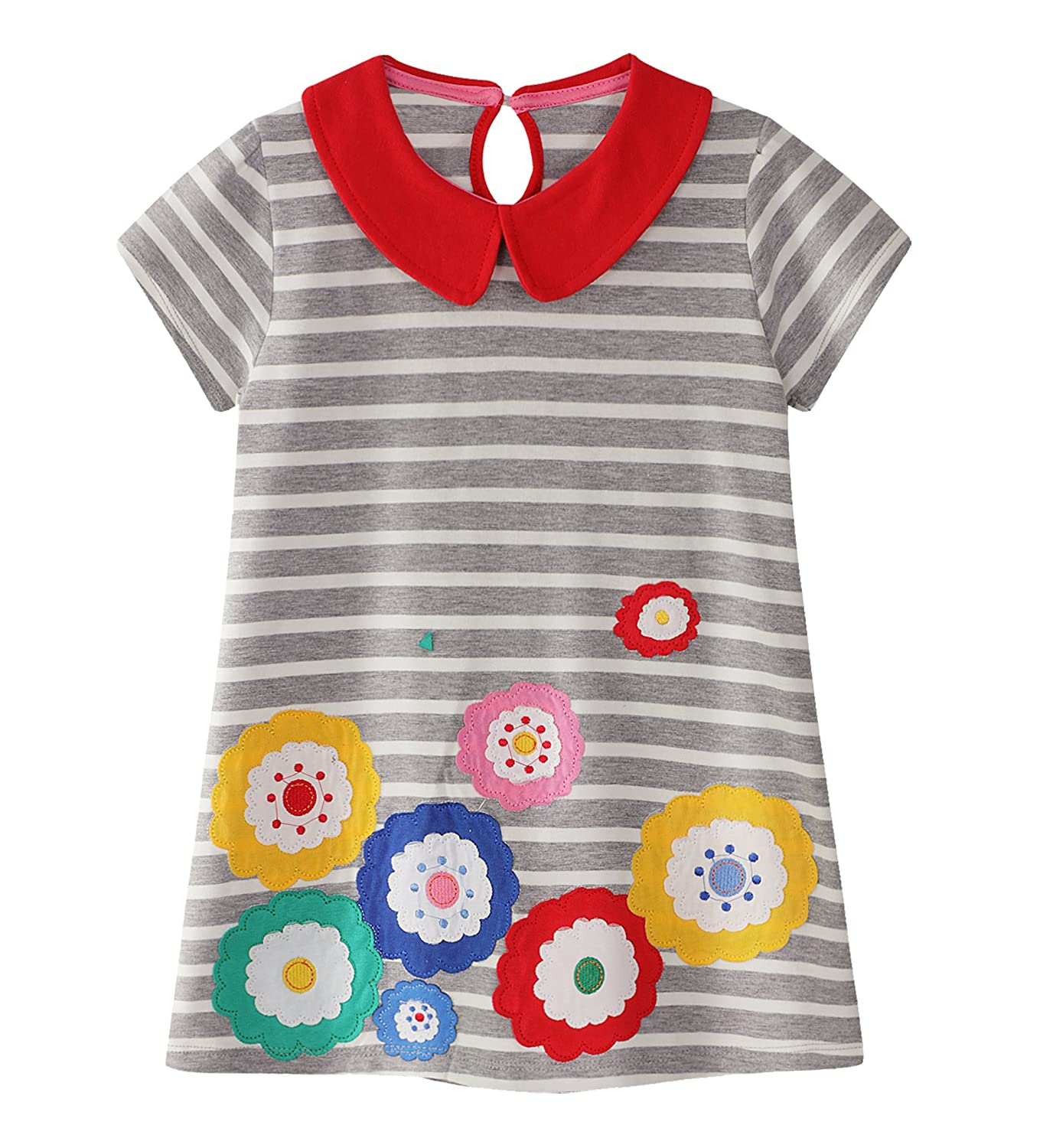 2b0b121b80 HIGH QUALITY GIRLS DRESS  These girls cute dress are made from 100% Cotton