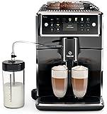 Saeco Xelsis SM7580/00 Kaffeevollautomat (LED Display, DE Version) pianoschwarz