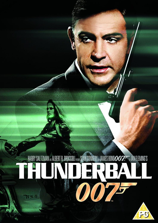 Amazon Com Thunderball Dvd 1965 Movies Tv