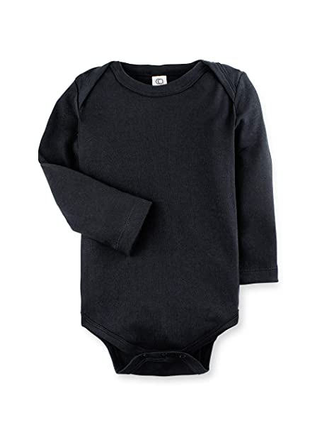 4b4fda8c2 Amazon.com  Colored Organics Unisex Baby Organic Cotton Bodysuit ...