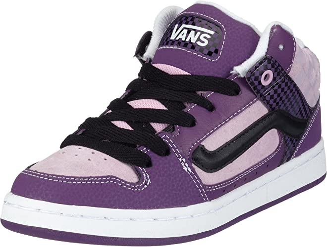 vans femme violet