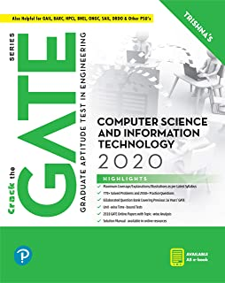 Buy Practice Book for GATE & PSUs: Computer Science & IT
