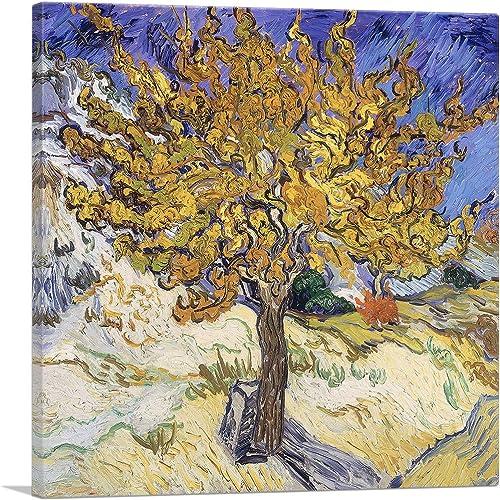 ARTCANVAS Mulberry Tree 1889 Canvas Art Print