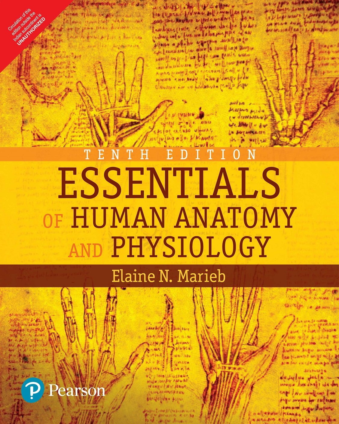 Essentials Of Human Anatomy And Physiology: Marieb: 1245454545700 ...