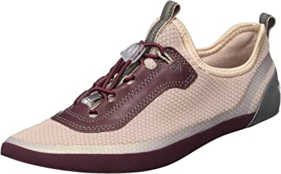Sense Leather Toggle Sneaker
