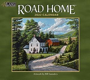 Lang Road Home 2022 Wall Calendar (22991001938)