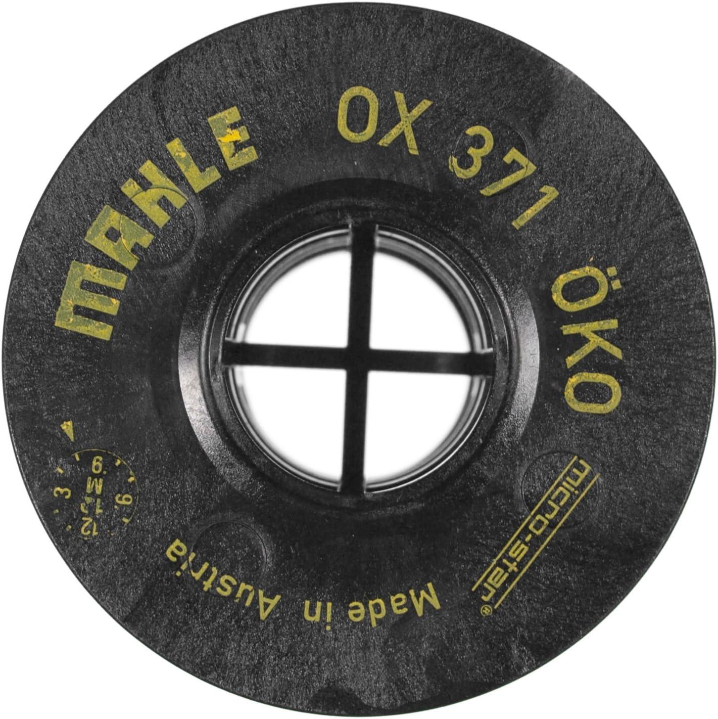 Mahle Knecht Ox 371d Öllfilter Auto