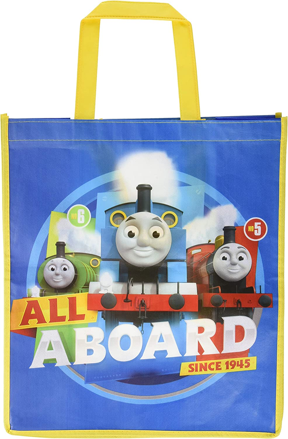 Thomas and Friends Tote Bag Red Thomas the Tank Engine Tote Bag