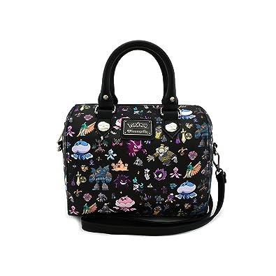 94fad1a5ed4c Loungefly Pokemon Ghost Crossbody: Handbags: Amazon.com