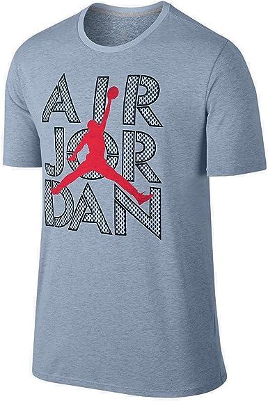 Jordania para hombre Air Dri-fit camiseta: Amazon.es: Ropa y accesorios