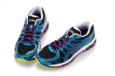 asics gel-kayano 20 running shoes - women
