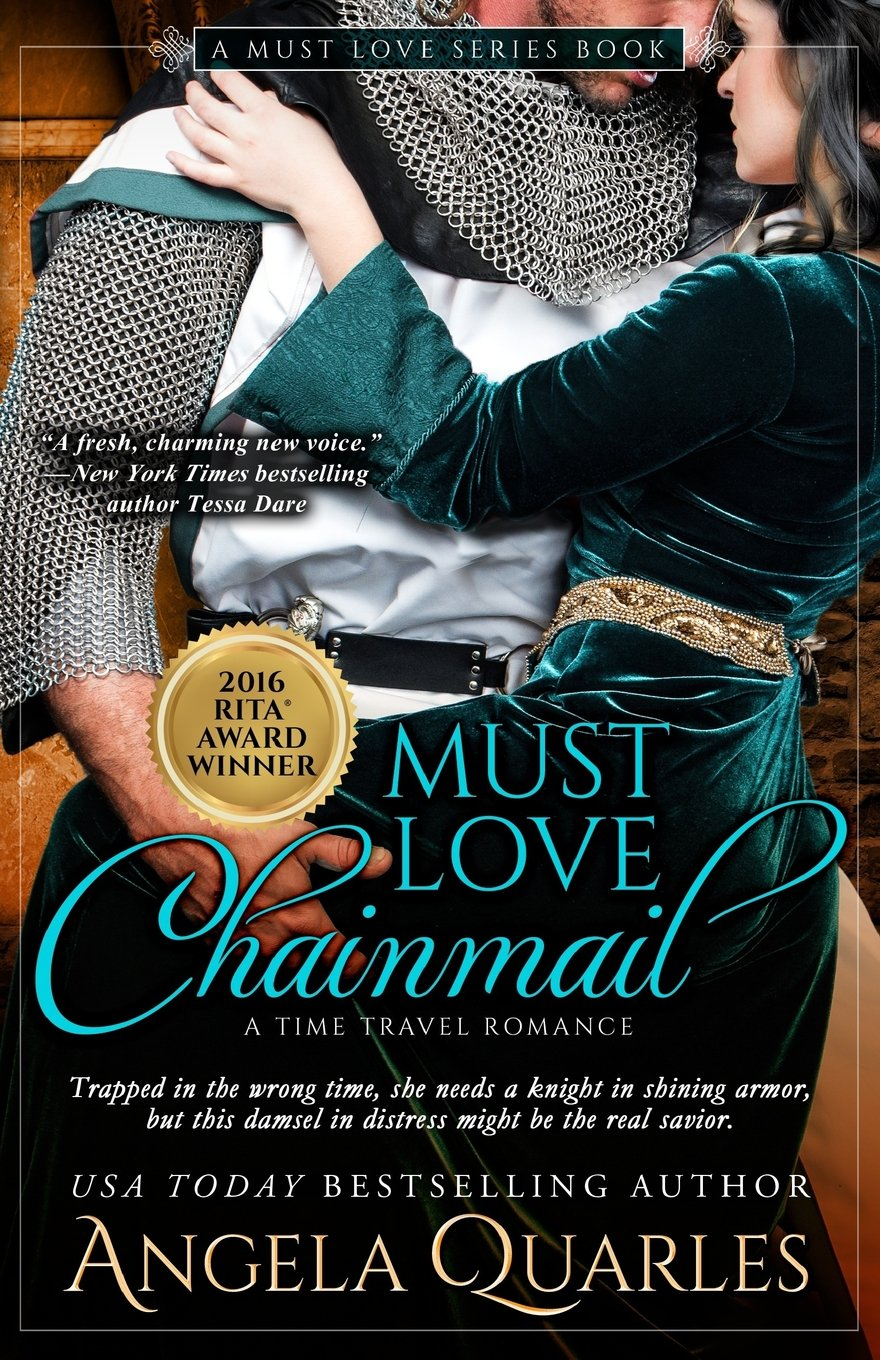 Read Online Must Love Chainmail: A Time Travel Romance (Volume 2) ebook