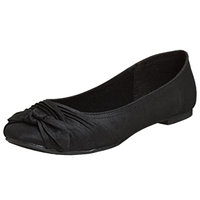 Rocket Dog Women's Memories Ballet Flat,Black,6 ...