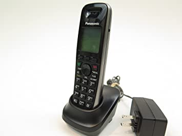 amazon com panasonic kx tga653b accessory cordless handset only rh amazon com panasonic kx-tga652 manual español panasonic kx tga652 manual