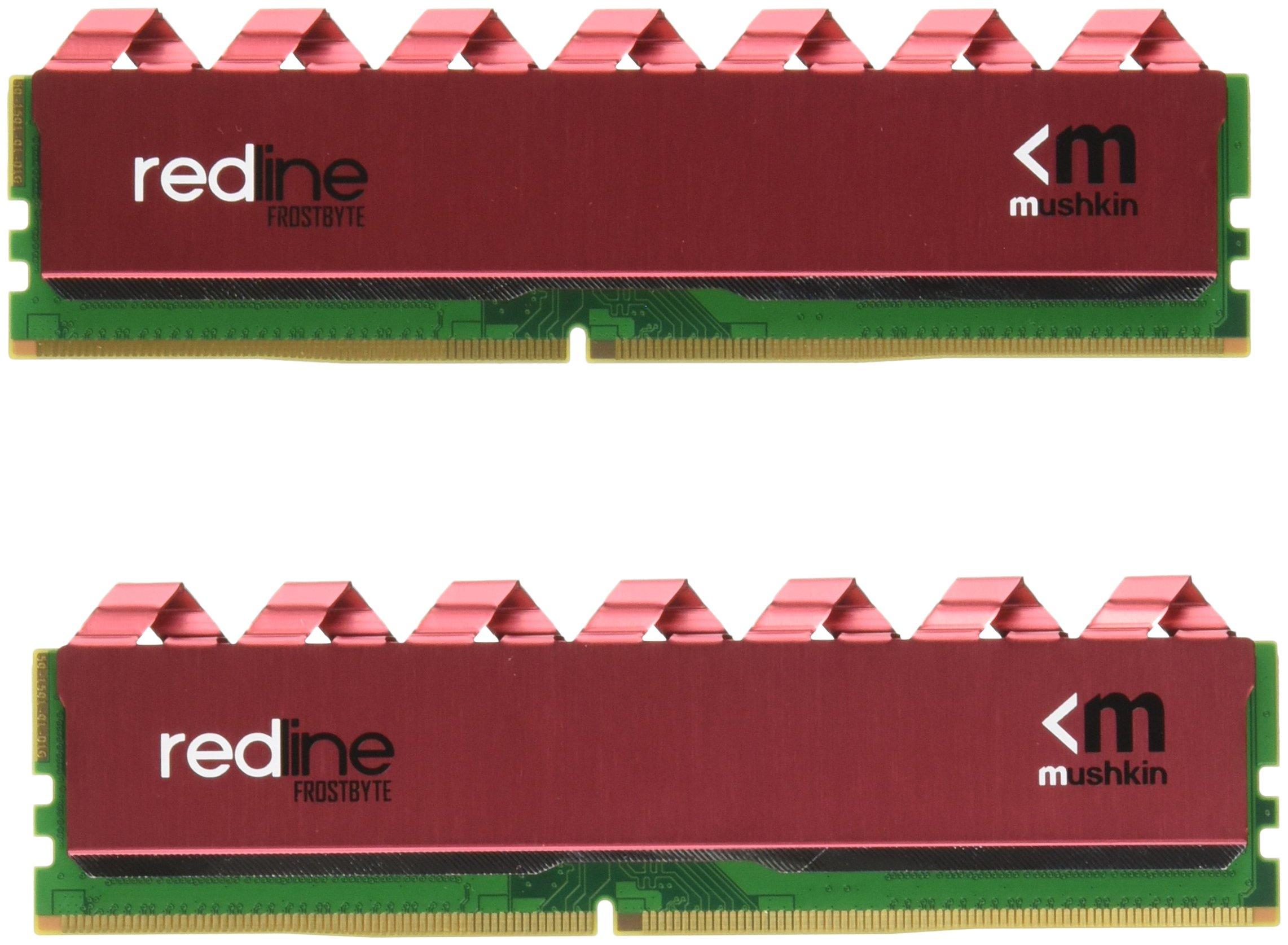 Memoria Ram 16GB (2X8GB) DDR4 3000MHZ PC4-24000 MUSHKIN