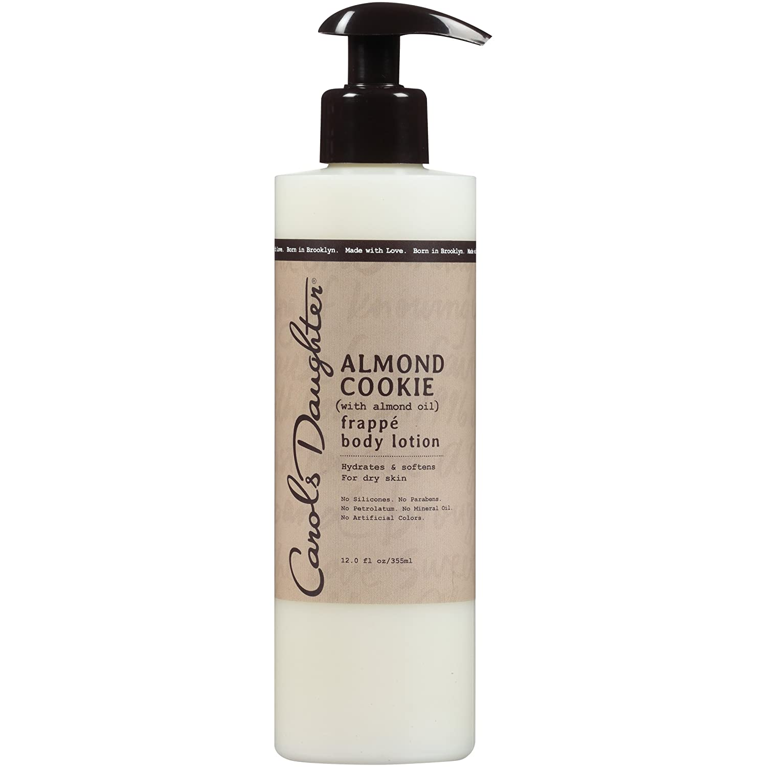 Carol's Daughter Almond Cookie Frappe Body Lotion, , 12 oz