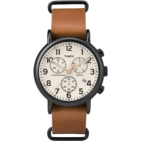 c7a824a3f8f2 Timex TW2T29300 - Reloj de pulsera para hombre