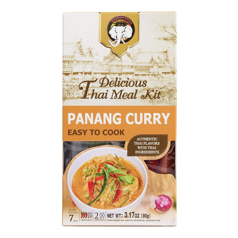 Elephant King Panang Curry Thai Meal Kit