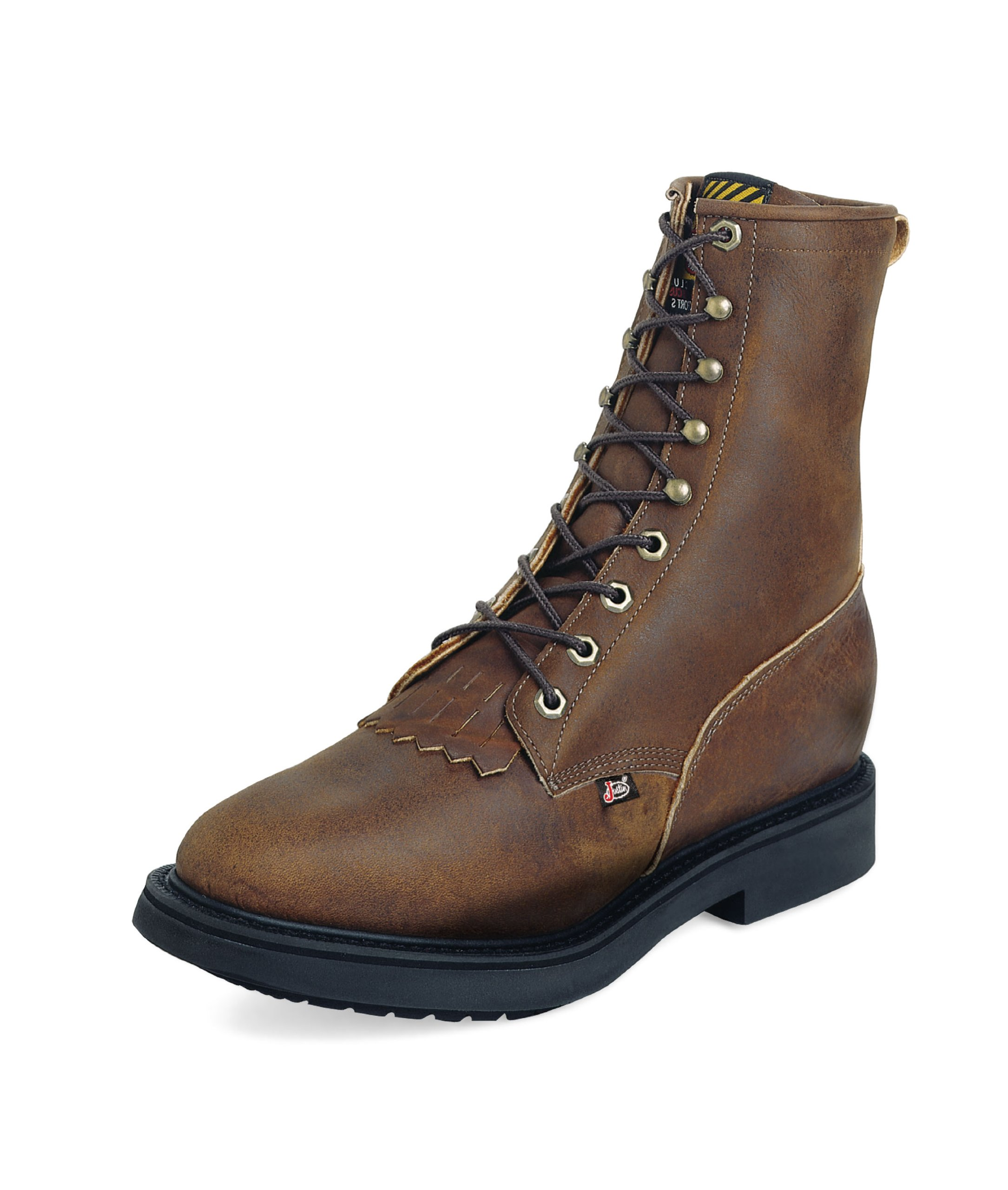 Justin Original Workboots Style L0760 Women'ss Boots - Size : 7 B by Justin Work Boots