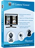 IP camera monitoring software views multiple cameras [Download]