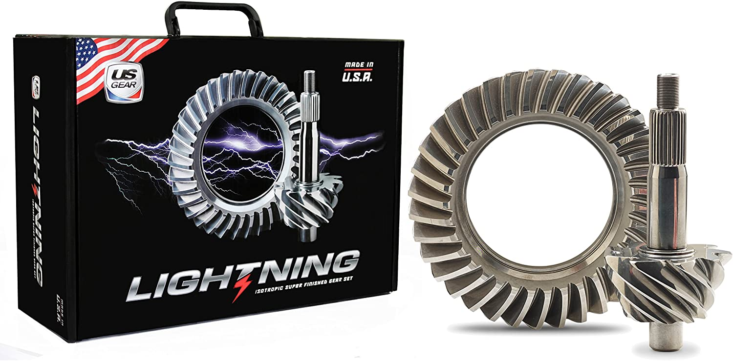 US Gear 07-890457ISF Ring and Pinion Set