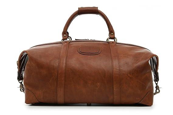 268999729b94 Korchmar Twain 22 quot  Leather Duffel Bag