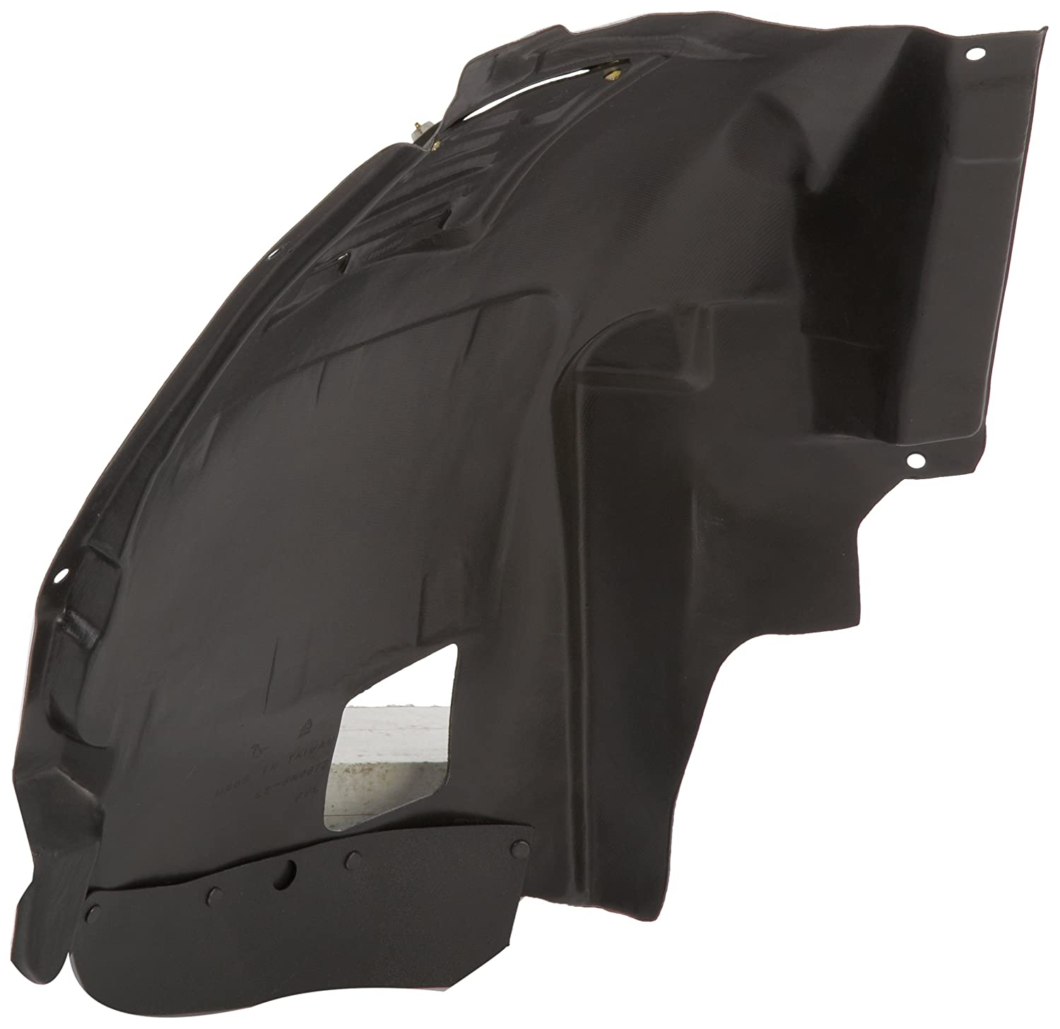 Partslink Number BM1248104 OE Replacement BMW 1 Series Front Driver Side Fender Inner Panel Multiple Manufacturers