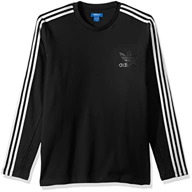 4eb192a42cc96 adidas Men's Curated Crew Long Sleeve at Amazon Men's Clothing store: