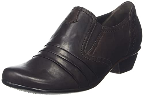 Gabor Damen Lack Loafer schwarz Größe:37, 37 1|2, 38, 38 1|2