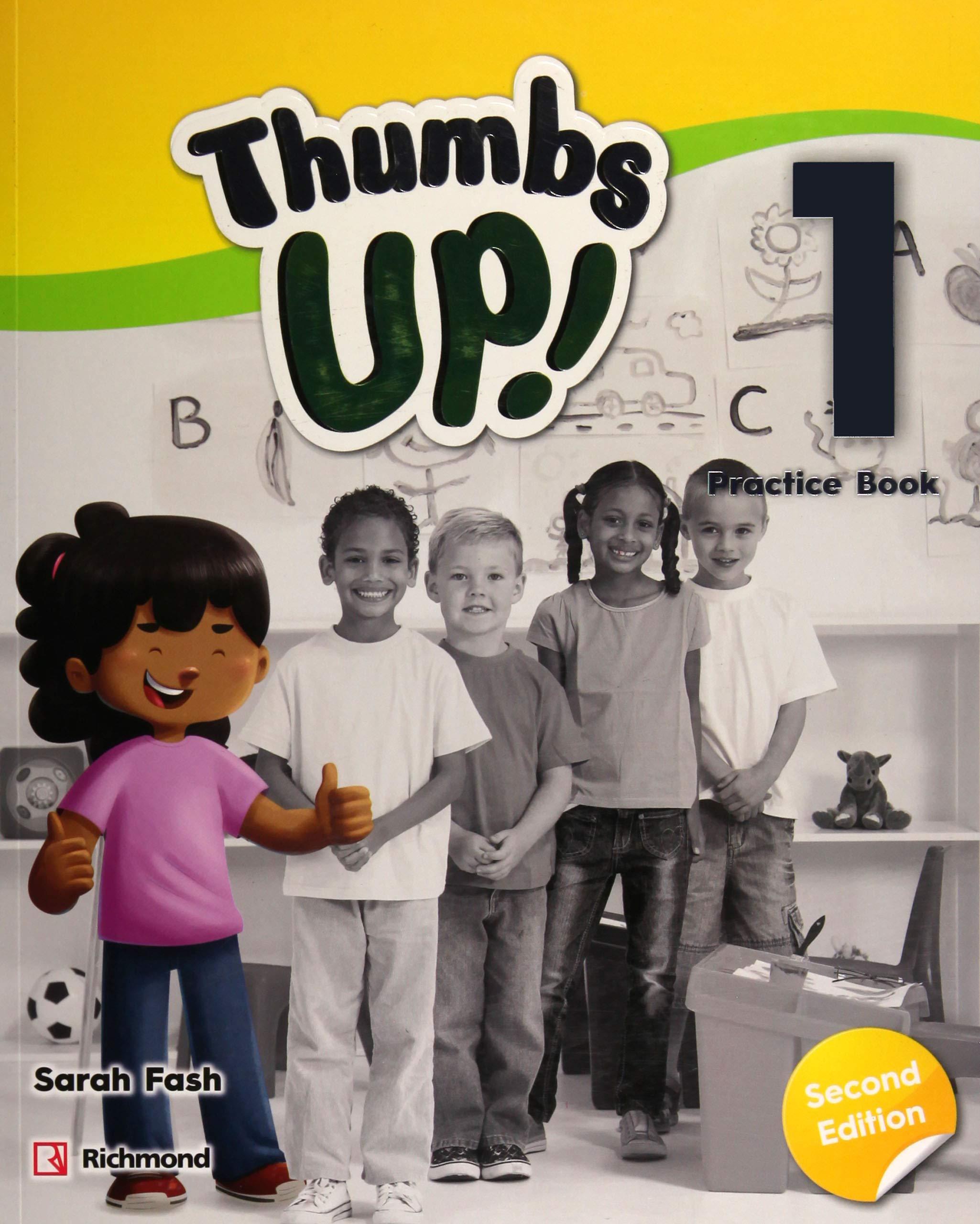 Thumbs Up 1 Practice Book 2 Ed Richmond Publishing Infantil 9786070613913 Amazon Com Books We have no control over the content of these pages. thumbs up 1 practice book 2 ed