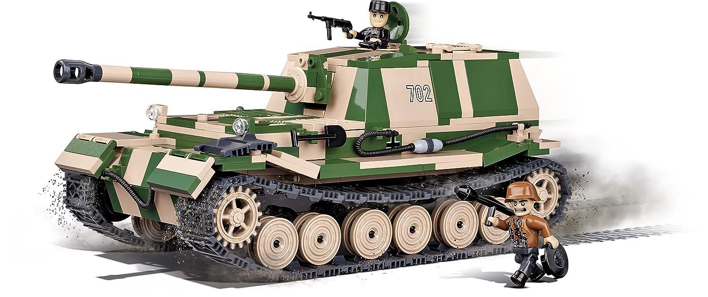 Cobi Tanque, SD.Kfz. 184 Panzerjauml;ger Tiger, Ferdinand (2496)