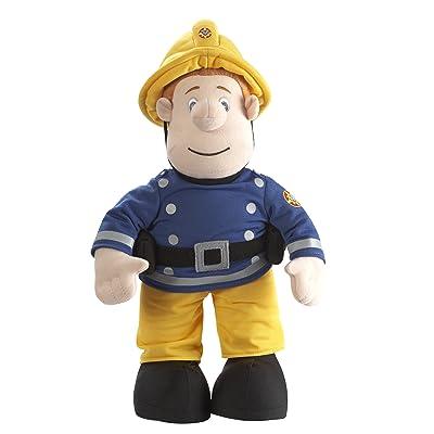 AB Gee Character Options - Figura de acción Sam el bombero (3373): Fireman Sam: Juguetes y juegos