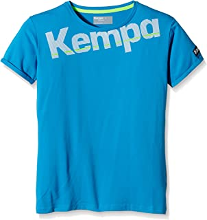 Kempa Core Femme Cotton Logo T-Shirt pour Femme