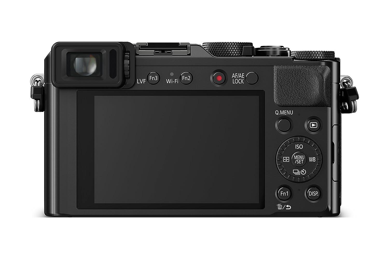 a4dfa37fd Panasonic Lumix DMC-LX100 - Cámara Compacta Premium de 12.8 MP (Sensor de 4  3