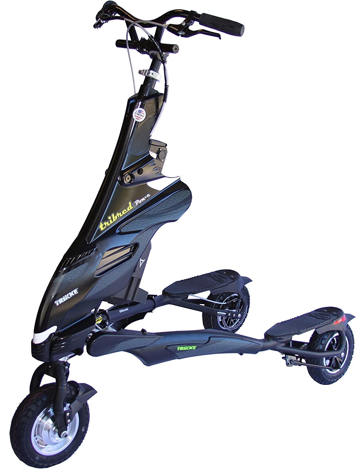 Trikke-48V-Deluxe-Electric-Scooter