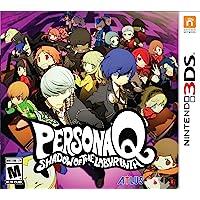 Persona Q: Shadow Of Labyrinth