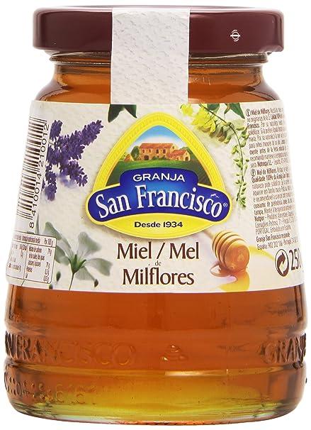 Granja San Francisco Miel Milflores - 250 g